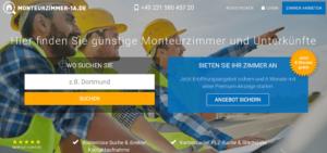 Dortmunder Bauvorschriften für Monteurzimmer